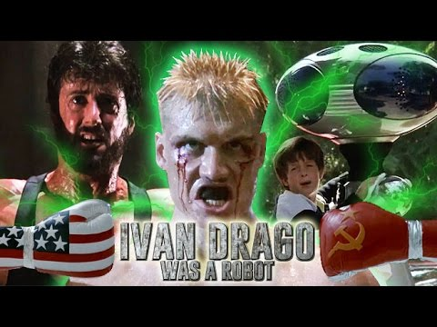 IVAN DRAGO WAS A ROBOT - Rocky IV Fan Theory (1985) Sylvester Stallone, Dolph Lundgren