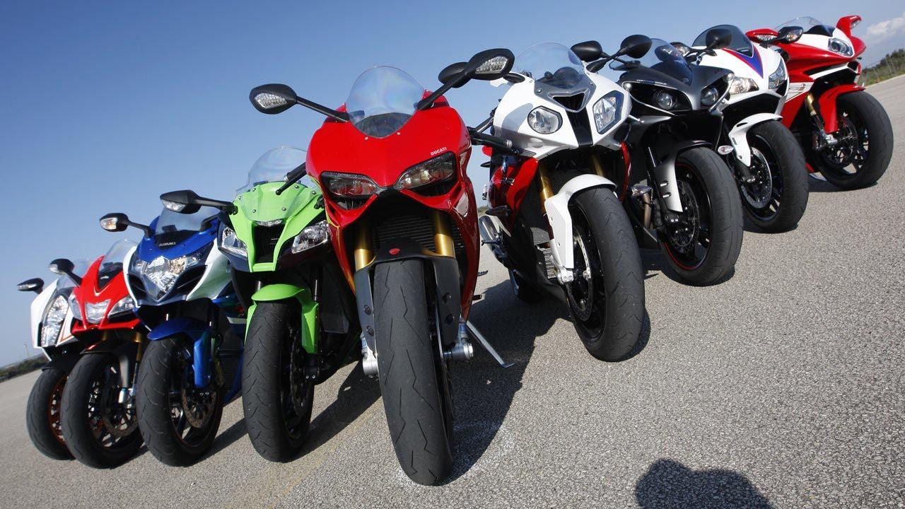 motorrad supersportler