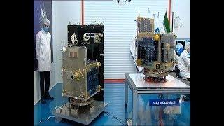 Iran made Zafar 1 & Zafar 2 imaging satellites, Science & Technology university ماهواره ظفر