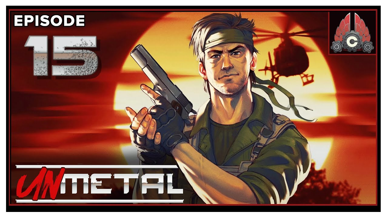 CohhCarnage Plays UnMetal (Thanks For The Key @unepic_fran!) - Episode 15