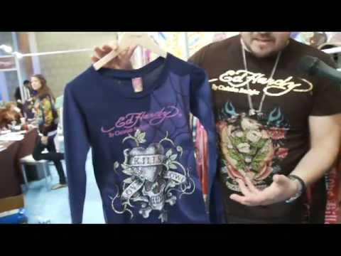 Interview with Ed Hardy VP Sales Caleb