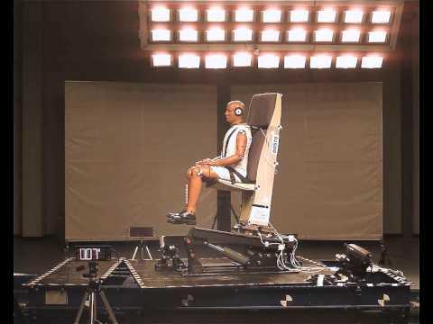 Aircraft Seat Testing