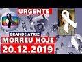 Choro na Globo: Atriz e humorista da sucesso se vai e comunicado entristece os fãs.