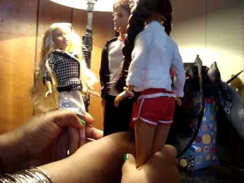 high school musical 4 W/Barbies   the love triangle