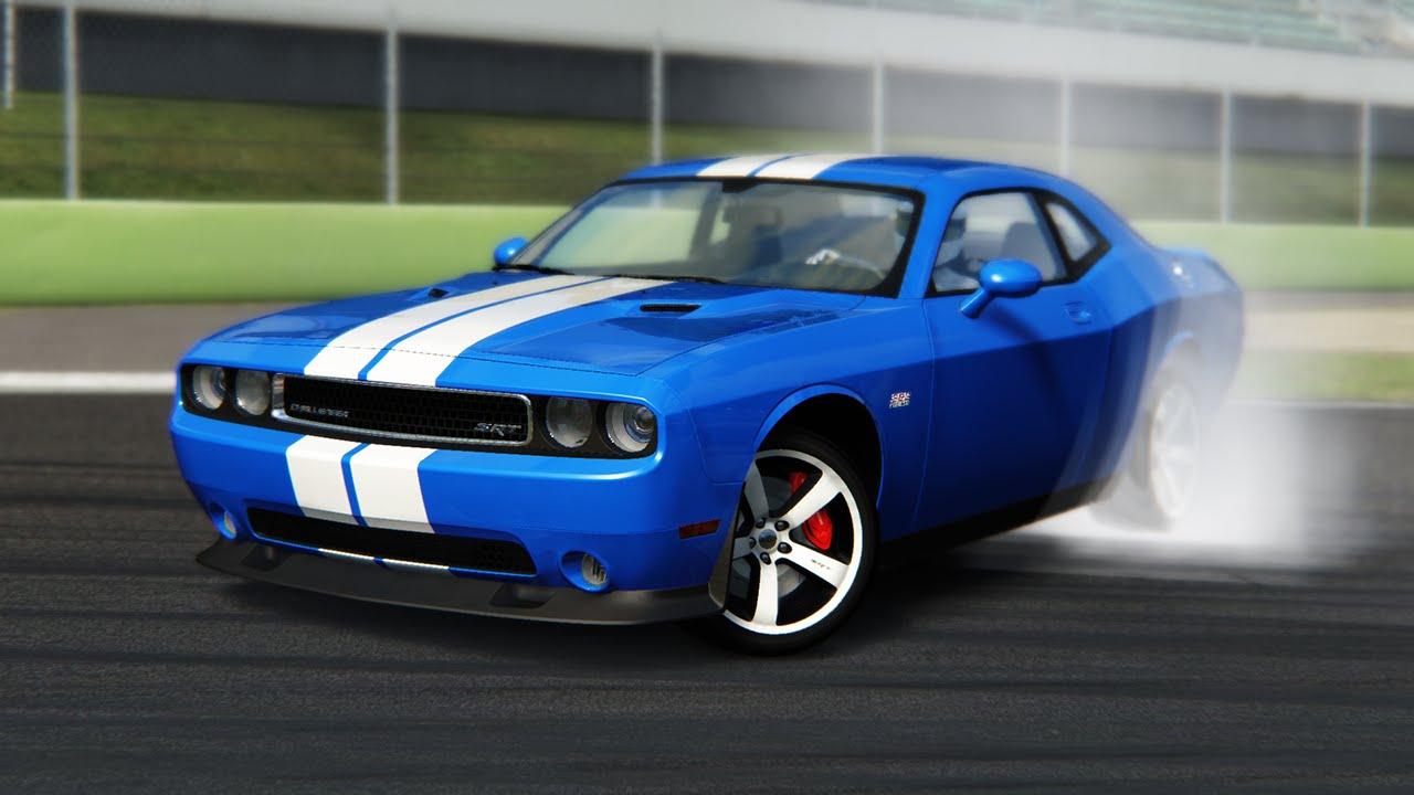 Assetto Corsa Dodge Challenger Srt8 2012 Download Youtube