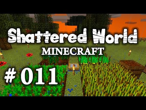 SHATTERED WORLD – Minecraft [#011] ► Endlich Barren [PC] Let's Play Together