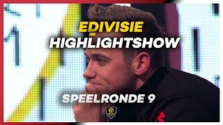 HIGHLIGHTSHOW | SPEELRONDE 9 | eDivisie 2019-2020 FIFA20