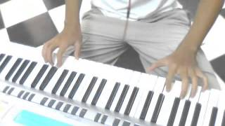 Ánh Trăng Trẻ Thơ-Thùy Chi, M4U (piano cover)