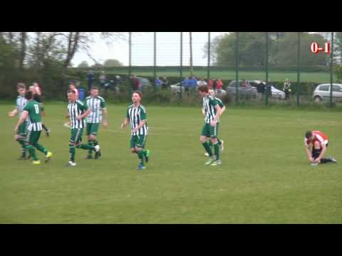 FC Antrim 0-2 Northend & District FC