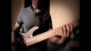 Jeff Berlin - Scarecrow Soup (Bass cover by Afanasenkov)