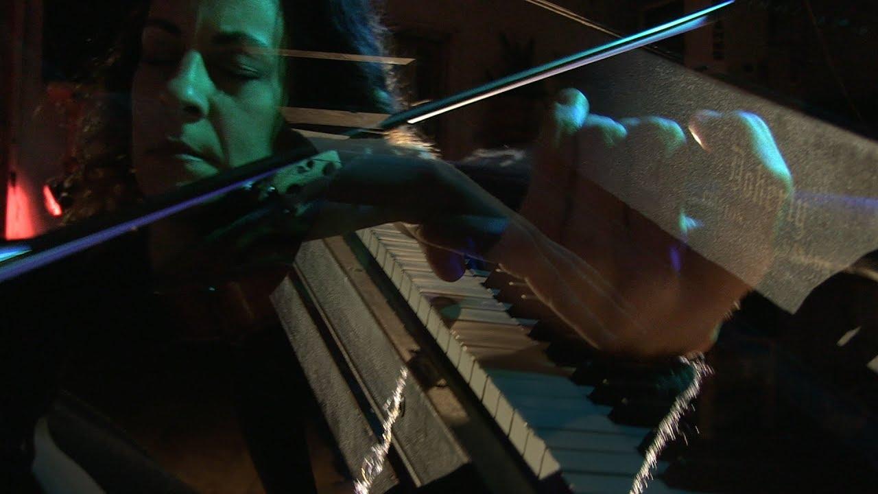 Ana Sokolović 'Chant' for violin and piano - Andréa Tyniec, violin | Katherine Dowling, piano