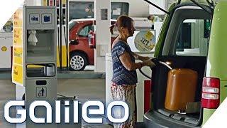 Tanken als Event - Die größte Tankstelle Europas | Galileo | ProSieben