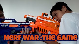 Nerf War:The Game