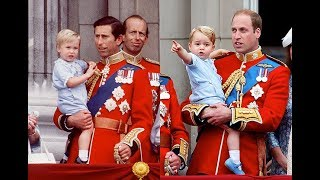 Сеть взбудоражили фото принца Уильяма и его сына Джорджа в одинаковой одежде !