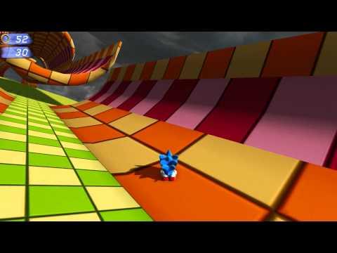 Sonic GDK: The 7 Chaos Emeralds