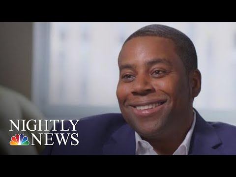 Extended Interview: Kenan Thompson On 16 Seasons Of 'SNL' | NBC Nightly News