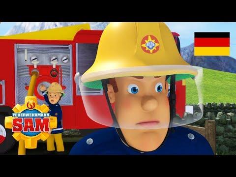 Feuerwehrmann Sam Deutsch Neue Folgen   Das Feuerwerk   Komplett folgen 🚒  Cartoons fur Kinder