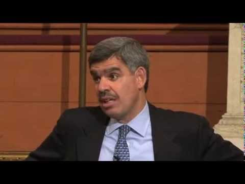 The End of Business as Usual - Dr Mohammed El-Erian