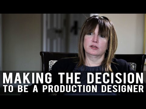 Making The Decision To Be A Production Designer and Nothing Else by Judy Becker of CAROL