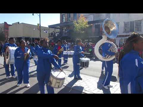 Wilcox Central High School Marching Band (2017) Turkey Day Classic Parade Montgomery AL