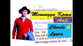 Download lagu MENUNGGU KAMU - ANJI | CHORD & LIRIK |