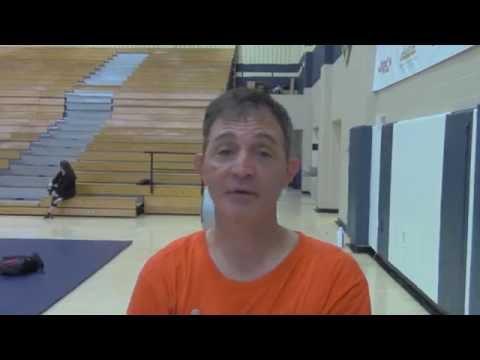 OSU Head Coach John Smith Talks Pennsylvania Wrestling