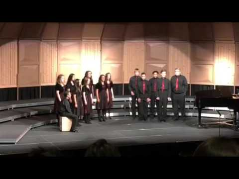 Kinnick High School Show Choir 2016