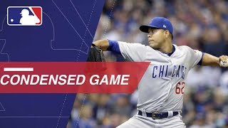 Condensed Game: CHC@MIL - 4/8/18
