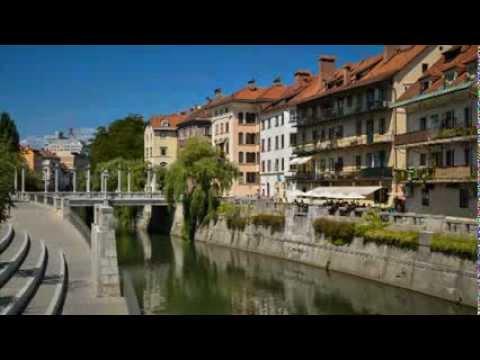 Ljubljana na razglednicah / Postcards of Ljubljana