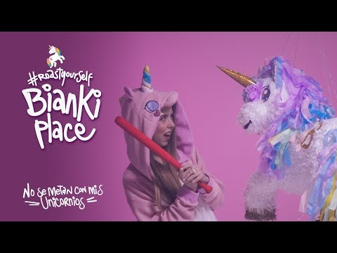 ROAST YOURSELF CHALLENGE - DO NOT MESS WITH MY UNICORN! || Bianki Place ♡