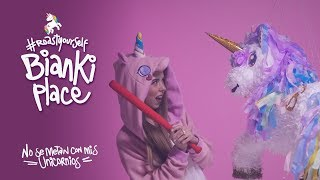 ROAST YOURSELF CHALLENGE - ¡NO SE METAN CON MIS UNICORNIOS! || Bianki Place ♡
