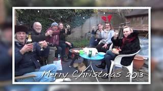 Sean's Allotment Garden Derby Lane 149: Christmas party