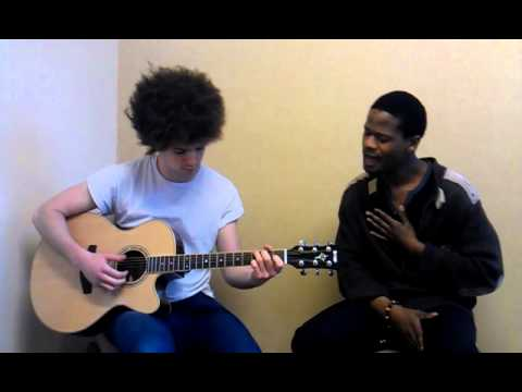 Fred Hammond Our Father Cover by Thandanani Gumede & Jonny Lewis