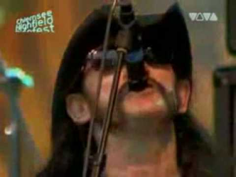 Motörhead  God Save The Queen   Ringfest  14082004