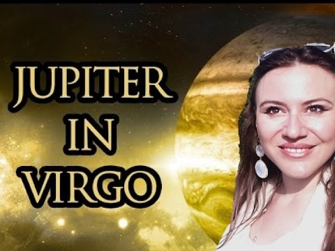 Jupiter in VIRGO! How You will Benefit Personally! Your Key to SUCCESS in 2016