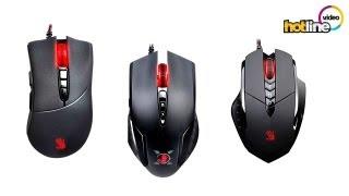 Обзор серии игровых мышей A4Tech Bloody