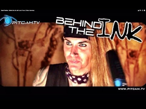 Steel Panther - Behind the Ink with Lexxi Foxxx (Tattoo Interview)