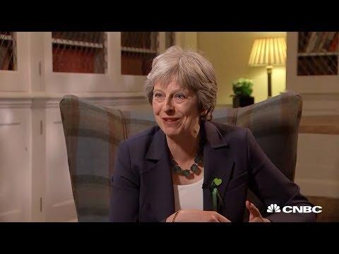 Full Interview: UK Prime Minister Theresa May | Full Intervi