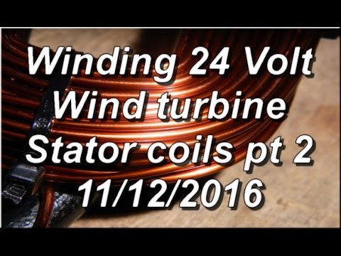 how to build a stator