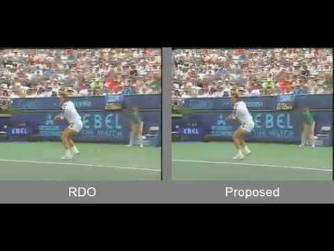 Saliency-aware video compression
