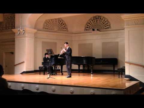 Bach Oboe Sonata BWV 1020