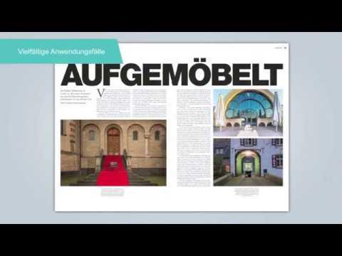 Transmatico - Digital-First Magazine aus Print