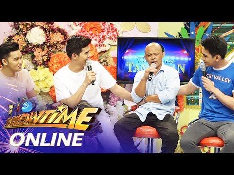 It's Showtime Online: Mindanao contender Rommel Enoc