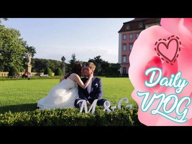 DAILY VLOG - Film z naszego ślubu 👰 🤵