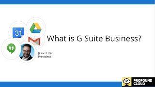 What is Google's G Suite