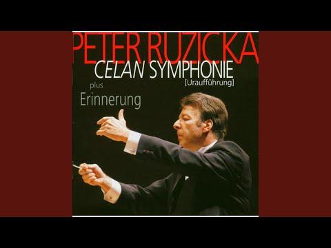 Celan Symphonie - X. Raum