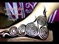 Letest & Stylish Foot Mehndi Design | नया तरीका  | New Mehndi | Mehndi Design