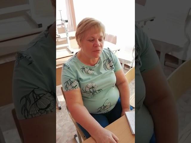 Светлана Быкова читает произведение «Песня» (Бунин Иван Алексеевич)