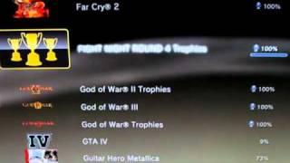 farcry2 platinum trophies