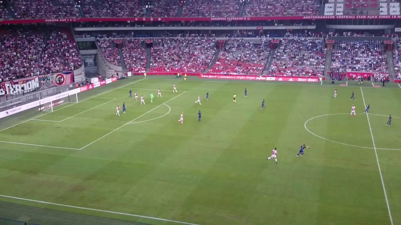 Ajax Paok: PAOK (ULTRAS PAOK LOUD)